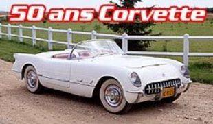 Saga Chevrolet Corvette