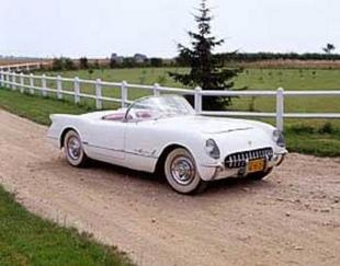 Des premiers pas chaotiques - Saga Chevrolet Corvette  Histoire - Page 1.com