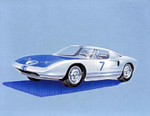 1964 : un an pour apprendre - Saga Ford GT40  Reportage - Page 1.com