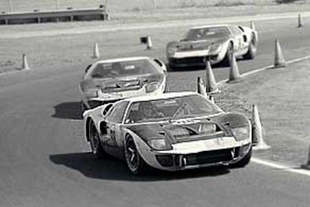 1966-67 : jours de gloire - Saga Ford GT40  Reportage - Page 1.com