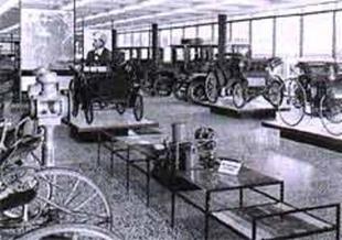Le musée Mercedes-Benz - Saga Mercedes  Musée.com