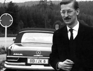 Paul Bracq chez Mercedes-Benz - Saga Mercedes  Histoire - Page 2.com