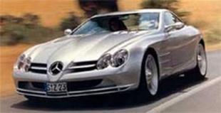 SLR et SLA, les roadsters du futur - Saga Mercedes  Reportage - Page 1.com
