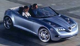 SLR et SLA, les roadsters du futur - Saga Mercedes  Reportage - Page 2.com