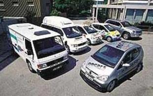 NECAR, la pile à combustible de Mercedes - Reportage - Page 1.com
