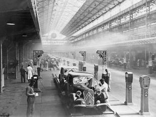 Historique Citroën - Saga Citroën  Histoire - Page 3.com