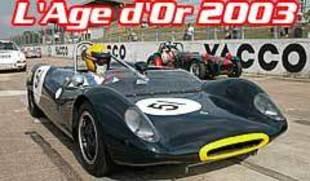 Grand Prix de l'Age d'Or 2003