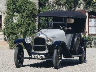 Les Citroën d'avant guerre - Saga Citroën  Histoire - Page 1.com