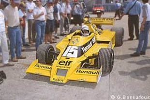 La restauration de la Renault RS 01 - Grand Prix de l'Age d'Or 2002  Reportage - Page 1.com