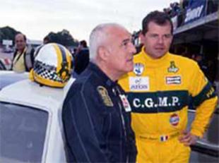 Interview de J.C. Andruet - Grand Prix de l'Age d'Or 2000  Interview.com