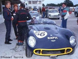 TOJEIRO Aston Martin - Grand Prix de l'Age d'Or 2000  Reportage.com