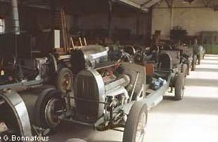 Les réserves du Musée de l'Automobile - Musée - Page 1.com