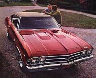Les autres muscle cars GM - Les muscle cars américains  Reportage - Page 1.com