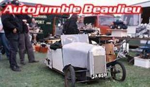 Autojumble de Beaulieu 2004