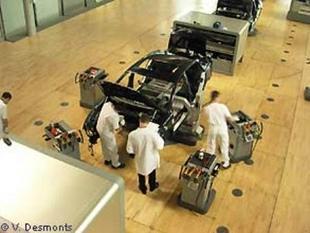 Visite guidée de la Manufacture - La Manufacture de Dresde  Reportage - Page 3.com