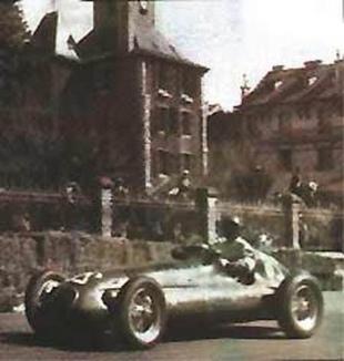 Historique du Grand Prix de Pau - Histoire.com