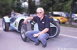 Les HWM Jaguar de S. Curtis et M. Steele - Grand Prix Historique de Pau 2002  Reportage - Page 2.com