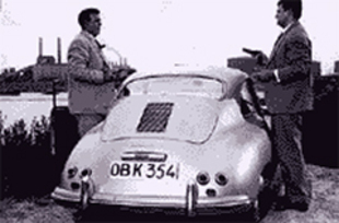 Porsche et le cinéma