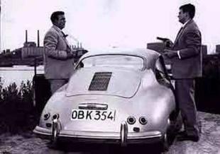 Passion automobile et réussite sociale - Porsche et le cinéma  Reportage.com