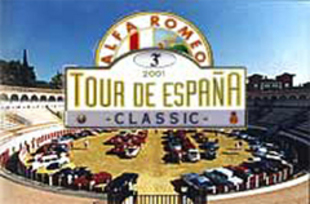 Tour d'Espagne 2001