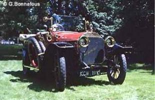 L'hommage à Mercedes - Grande Parade de Mulhouse 2001  Reportage - Page 1.com