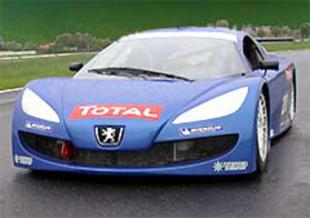 Peugeot RC Cup : du concept car à la piste