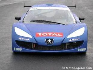 Au volant sur la piste - Peugeot RC Cup : du concept car à la piste  Reportage - Page 1.com