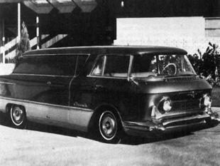 La genèse de la Toronado - Oldsmobile Toronado  Reportage - Page 1.com