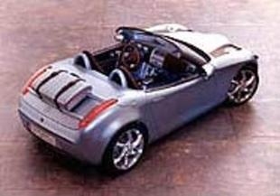 Mercedes, les roadsters du futur - La Vision SLA Reportage.com