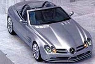 Mercedes, les roadsters du futur - La Vision SLR Reportage.com