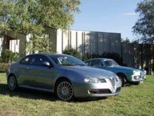 Alfa Romeo GT, la tradition en héritage
