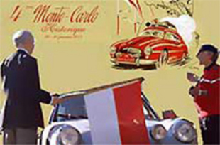 Monte-Carlo Historique 2001