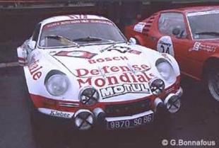 La troisième étape - Tour Auto 2001  Reportage.com