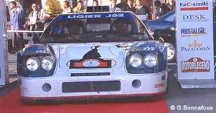 La quatrième étape - Tour Auto 2001  Reportage.com