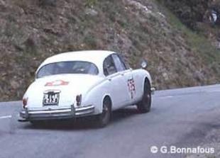 La cinquième étape - Tour Auto 2001  Reportage - Page 1.com