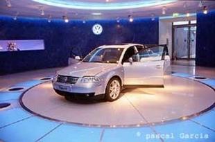 Les pavillons Volkswagen - Autostadt, le nouveau parc de loisir de VW  Reportage - Page 2.com