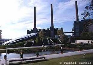 Le pavillon Bentley - Autostadt, le nouveau parc de loisir de VW  Reportage - Page 1.com