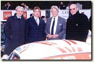 Interview de Jean et Jean-Charles Rédélé - Tour Auto 2000  Interview.com