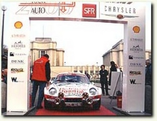 Interview de Jean et Jean-Charles Rédélé - Tour Auto 2000  Interview.com