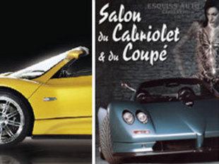 Salon du Cabriolet et du Coupé 2005 -  nouveautés, concept-cars, vidéos, photos