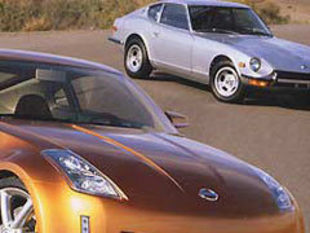 Nissan et la légende Z