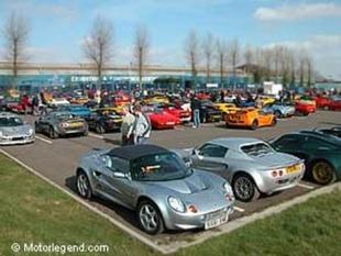 LOTUS Le Lotus Show de Donington - Reportage - Page 1.com
