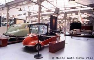 Véhicules futuristes au musée de Chatellerault - Musée - Page 1.com