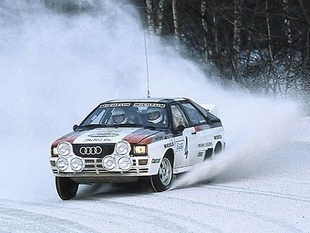 L'AUDI Quattro en compétition - Saga Audi  Histoire - Page 1.com