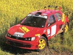 Andrew Barton et sa 306 Peugeot - Technique - Page 1.com