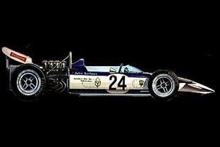 John Surtees - Le Team SURTEES Histoire.com