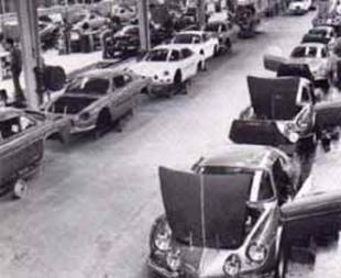 La berlinette 1961 - 1972 - De l'artisanat... Saga Alpine A 110  Histoire.com