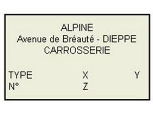 Gloire et fin - Identification Saga Alpine A 110  Histoire.com