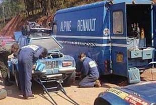 Gloire et fin - Essai : Berlinette A 110 Tour de France 1600 S Saga Alpine A 110  Histoire.com