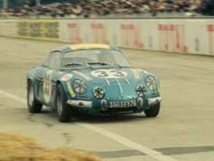 Saga Alpine A 110